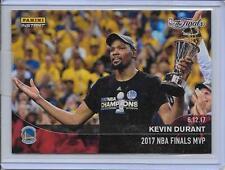 2016-17 Panini Instant KEVIN DURANT Warriors /95 #407 NBA Finals MVP RARE SSSP
