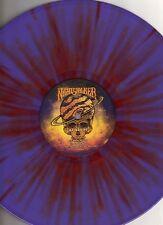 Nightstalker As Above, So Below VINYL COLOR Purple Red Splatter LP LIMITED