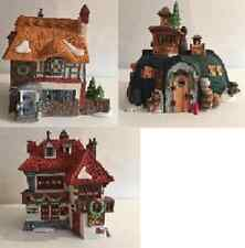 Dept 56 Dickens Village Series 5550-6 David Copperfield Set of 3 Buildings
