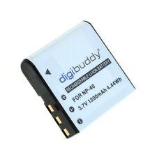 Digibuddy Accu Batterij Casio Exilim EX-Z850 - 1200mAh Akku Battery