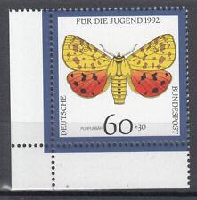 BRD 1992 Mi. Nr. 1602 mit Eckrand Postfrisch LUXUS!!! (32764)