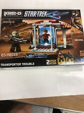 KRE-O STAR TREK Transporter Trouble  - 65 pieces - Brand New In Box