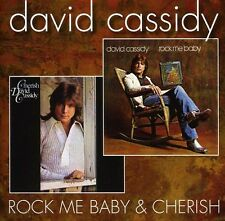 David Cassidy - Rock Me Baby / Cherish [New CD] David Cassidy - Rock Me Baby / C