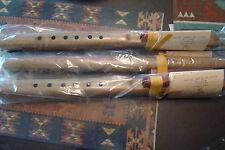 Native American Flute 19 inches long, key of A Poplar wood Traditional creation!