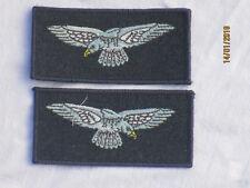 Royal Air Force, RAF BRACCIO EAGLE, armadler, 2 paia, nuova versione, Luftwaffe armabzeichen