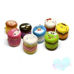 Sanrio Characters Petit cake squishy