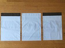 """UTAPE® 50 10""""x13"""" White Poly Mailer Self Sealing Shipping Envelope Bags 10""""x13"""""""