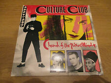 "Culture Club – Church Of The Poison Mind Vinyl 7"" Single UK 1983 VIRGIN - VS571"