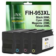 Full Set FST BRAND Ink Cartridges for HP 953xl Officejet Pro 8718 8720 8725