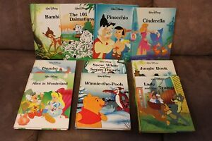 Lot of 10 Walt Disney Oversize Hardcover Books Mouse Works Gallery Twin Classics