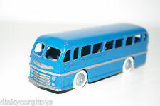 DINKY TOYS 282 DUPLE ROADMASTER LEYLAND ROYAL TIGER BLUE EXCELLENT REPAINT