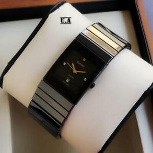 Rado Jubile High Tech Ceramic Quartz Swiss Made Watch