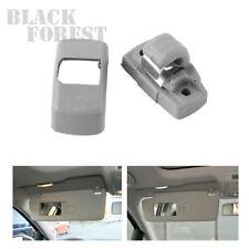 Hook Bracket-Sun Visor Clip (Gray) 3B0857561B For VW Golf Jetta Passat Skoda
