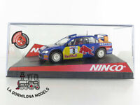 NINCO 50430 MITSUBISHI LANCER WRC RED BULL #8 - NUEVO A ESTRENAR