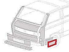 VW T3/T25 Cab Door Outer Skin Lower Repair Left -Tür Reparaturblech außen links