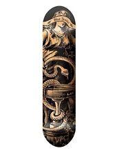 Yocaher Blind Justic Skateboard Deck Natural 8