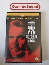 The Hunt for Red October S.E NEW DVD, Supplied by Gaming Squad