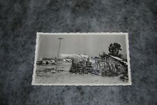 (ETA) photo vintage 1930- 1939 brésil rio favelas