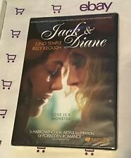 Jack & Diane (DVD, 2013) Brand New! Juno Temple   Riley Keough