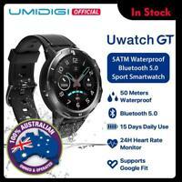 UMIDIGI Uwatch GT Smart Watch 5ATM Waterproof Android IOS Sport Fitness Tracker