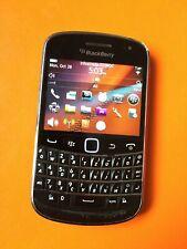 Blackberry Bold 9900 Black Touchscreen QWERTZ