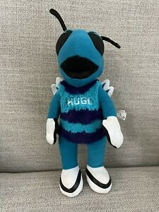 Hugo Charlotte Hornets NBA Mascot Plush Bleacher Creatures Ball Melo bee toy