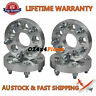 4PCS 5x120 Wheel Spacers FOR HOLDEN Commodore CB=63 mm 25mm