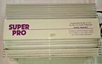 Pyramid SUPER PRO PBSP4075 USA Made by PPI Amplifier RARE Amp *MINT""