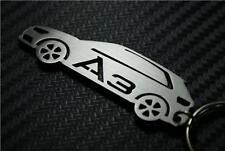 Für Audi A3 Schlüsselanhänger Schlüsselring porte-cléS TDI TSI GT TFSI SLINE S 2