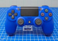 Official Sony Playstation 4 Dual Shock PS4 Wireless Controller - BLUE - FGY7