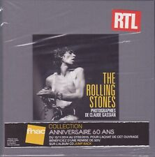 THE ROLLING STONES BY CLAUDE GASSIAN 64 PAGES PHOTO BOOK NEW