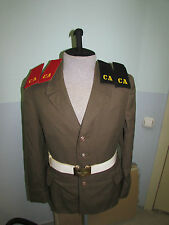 Russian soviet army soldier parade tunic jacket uniform military ussr ссср new