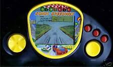 RADIO SHACK TANDY SONIC SPEEDWAY CAR RACING HANDHELD ELECTRONIC GAME POCKET