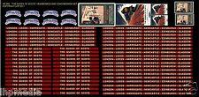 12 COACH HEADBOARD & COACHBOARD QUEEN OF SCOTS PULLMAN - DELTIC ER LHP HD044