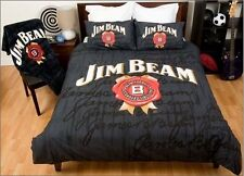 James B Beam Duvet | Doona Quilt Cover Set | Jim Beam Bourbon | Double
