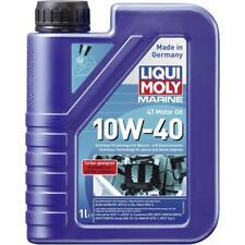 NEUF 1x 25012 Liqui Moly marine 4 T motor oil 10w-40 1 L d'Huile 4 temps (€ 16,95/l)