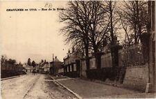 CPA   Chaulnes en 1914 - Rue de la Gare   (514544)