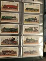Wills Cigarette Cards - Railway Engines (1924) - Buy 2 & Save