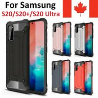 For Samsung Galaxy S20 / Plus / Ultra Case - Shockproof Hard Armor Cover