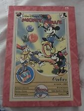 Jeu De Cubes En Bois Cayro Collection Mickey Mouse Disney