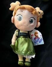 KRISTEN BELL Signed Disney's Frozen Voice Of ANNA Plush Doll PSA COA Autograph