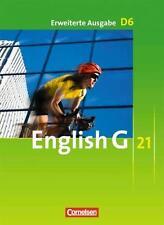 English G 21. Erweiterte Ausgabe D 6. Schülerbuch von Roderick Cox, Susan Abbey…