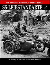 Rupert Butler-Ss: Leibstandarte  BOOK NEW