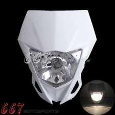 For Yamaha YZ XT YZ250 Dirt Bike Dual Sport Enduro Motocross Headlight Fairing