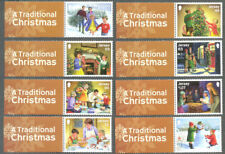 Jersey-Christmas 2017 mnh set-Traditional Christmas