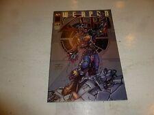 WEAPON ZERO Comic - Vol 2 - No 14 - Date 09/1997 - Image Comic