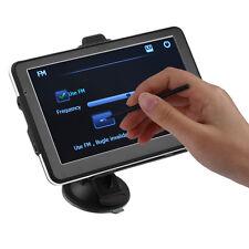 New 7 Car GPS Speedcam SAT NAV Navigation System Navigator POI 4GB 710 SL