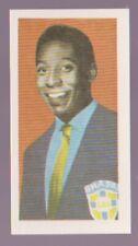 More details for barratt famous sportsmen 1971 #30 pele brazil santos card excellent condition