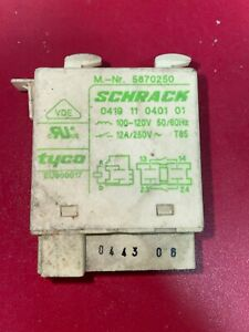 MIELE DRYER RELAY PART # 5870250