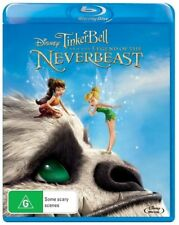 Tinker Bell - Legend Of The NeverBeast (Blu-ray, 2015)